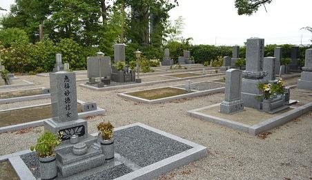 1.5m×2mのお墓