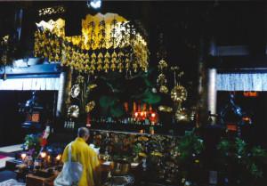 朝田寺地蔵会式