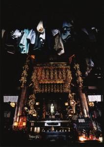 朝田寺の法要①道明供養
