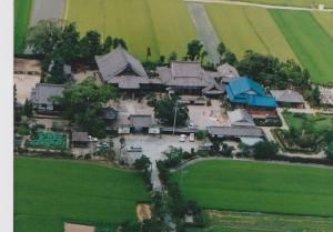 朝田寺全景