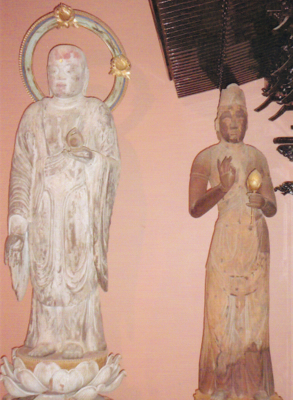 朝田寺の古仏②
