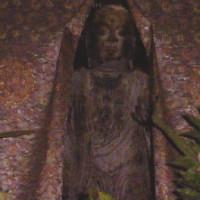 朝田寺の鏡餅